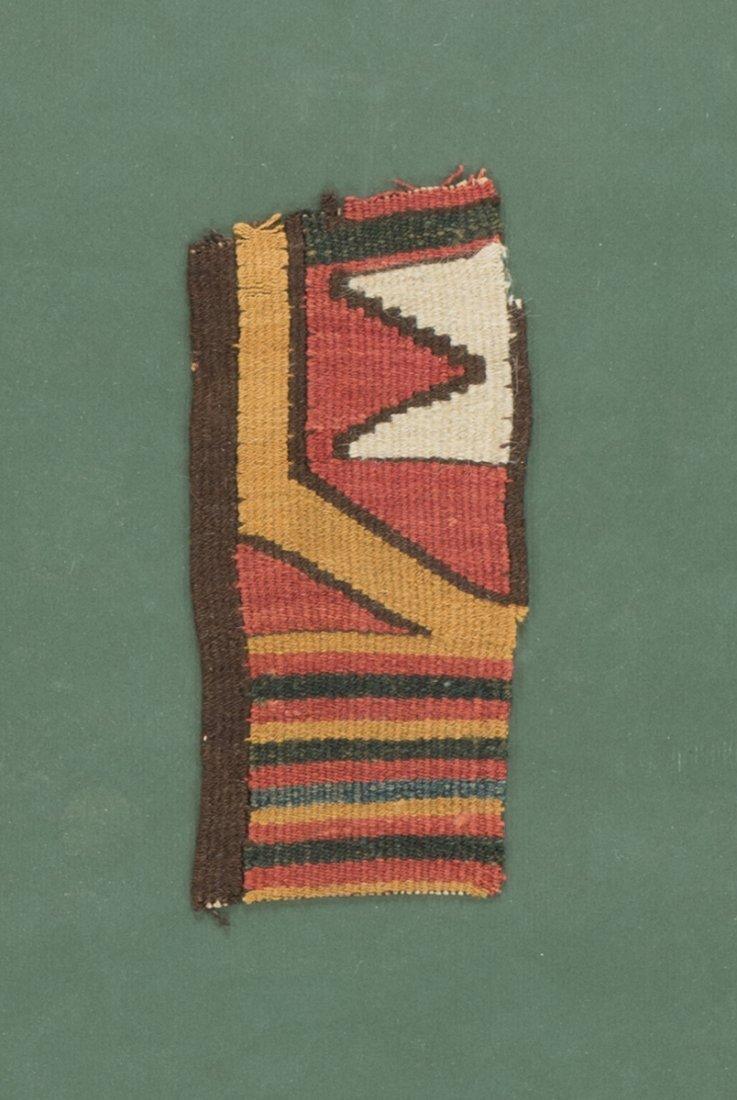 Huari textile fragment