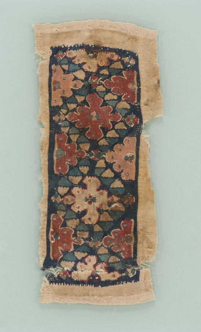 Coptic textile fragment
