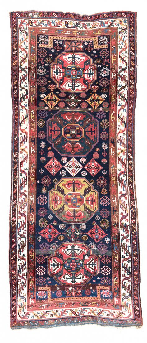 West Persian Kurdish long Rug
