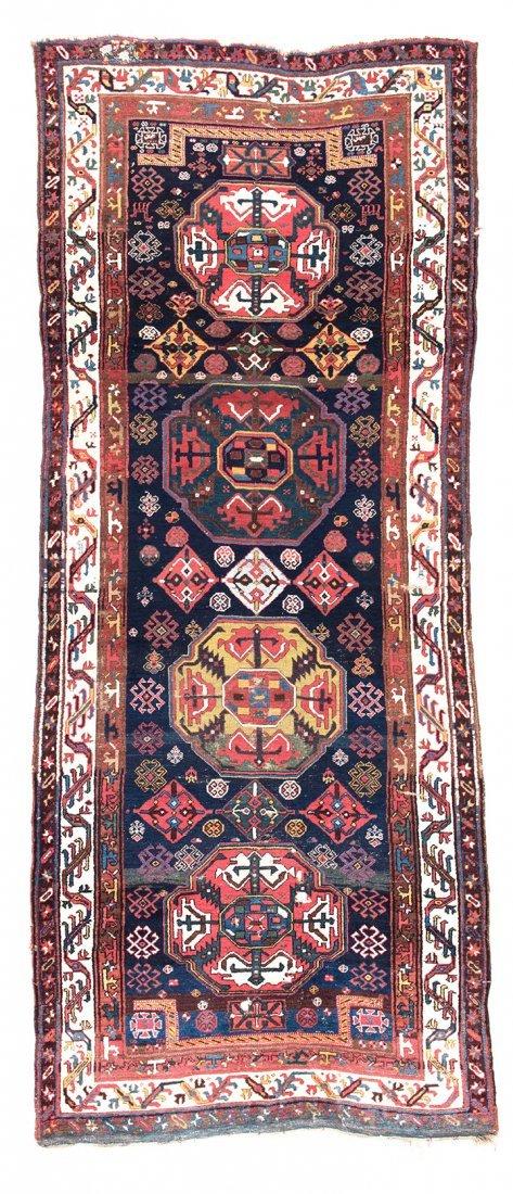 West Persian Kurdish long Rug