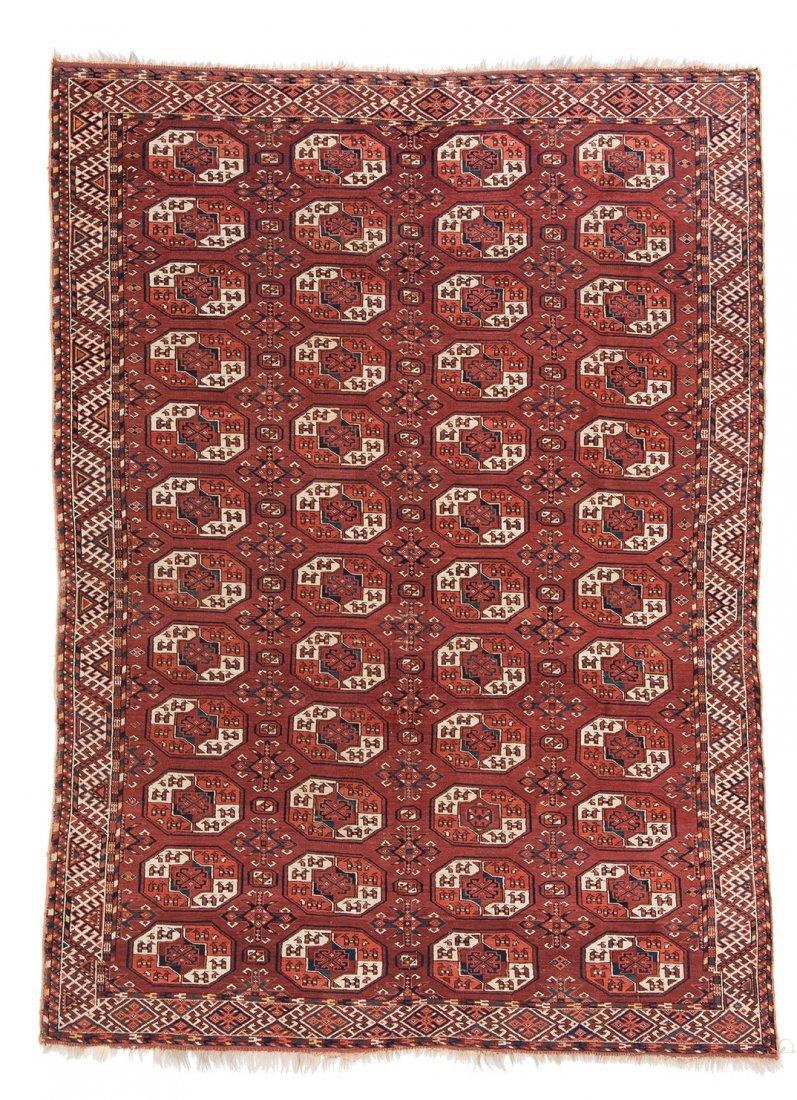 Kizil Ayak Main Carpet