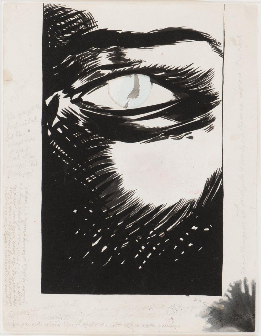 Raymond Pettibon * (1957 Tucson)