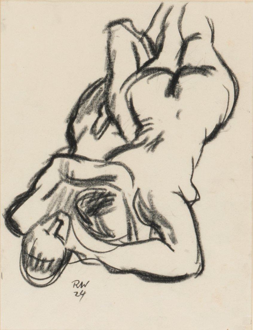 Rudolf Wacker * (1893 Bregenz - 1939 Bregenz)