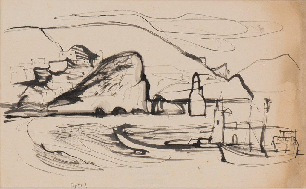 Werner Augustiner * (1922 Graz - 1986 Graz)