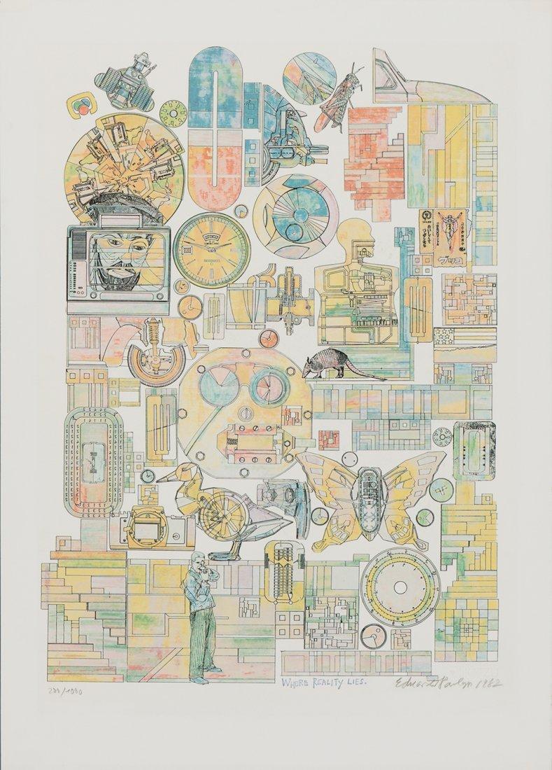 Eduardo Paolozzi * (1924 Leith - 2005 London)