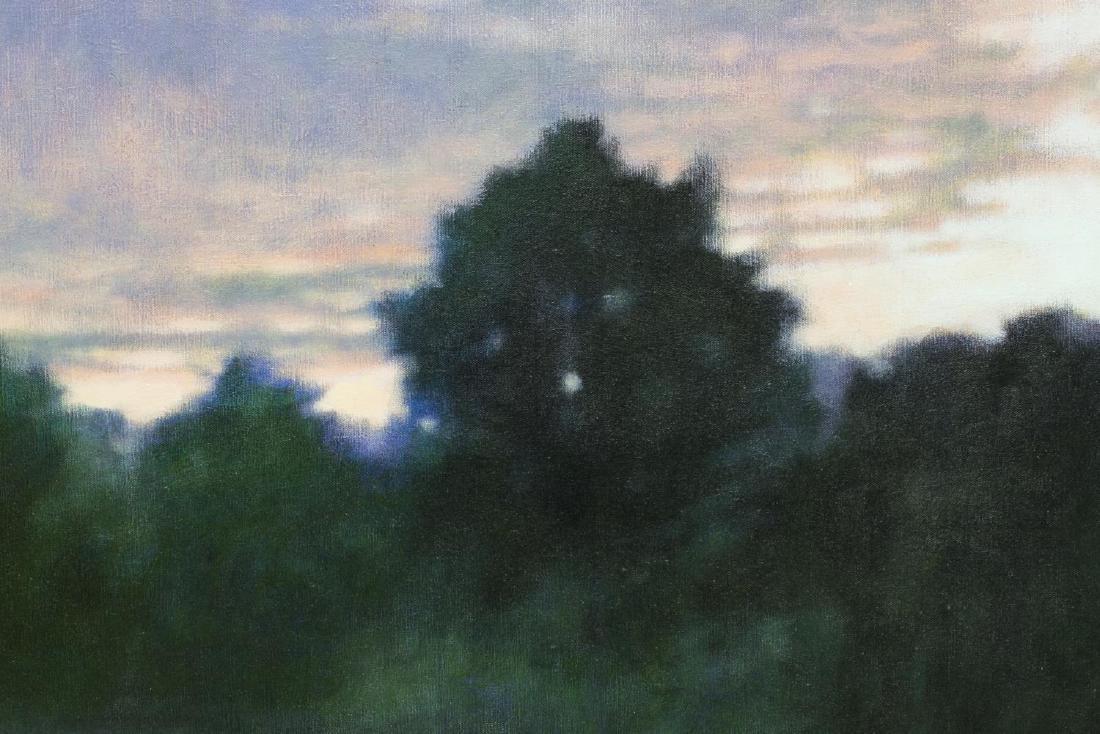 """CHRIS BURKHOLDER (TEXAS B. 1952), """"VIEW WEST"""" - 2"""