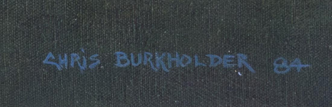 """CHRIS BURKHOLDER (TEXAS B. 1952), """"VIEW WEST"""" - 3"""
