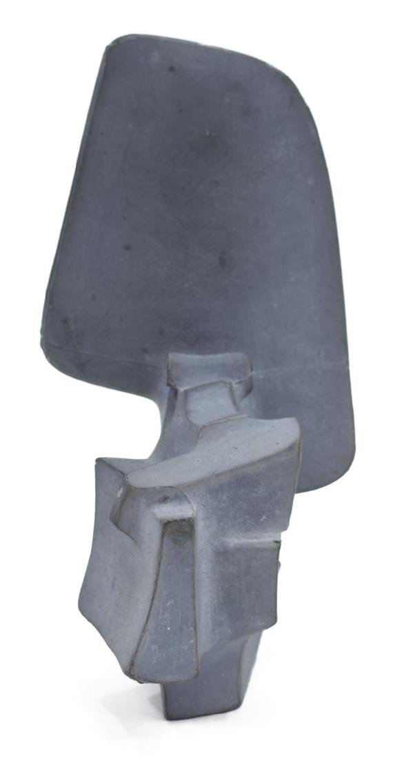 COSTANTINO NIVOLA (ATTRIB) ABSTRACT MAQUETTE STATUE - 3