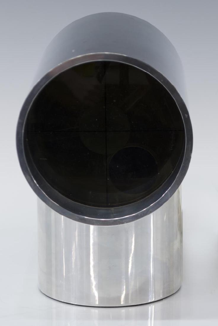 """""""AURORA"""" MODERN CHROME LAMP - 2"""