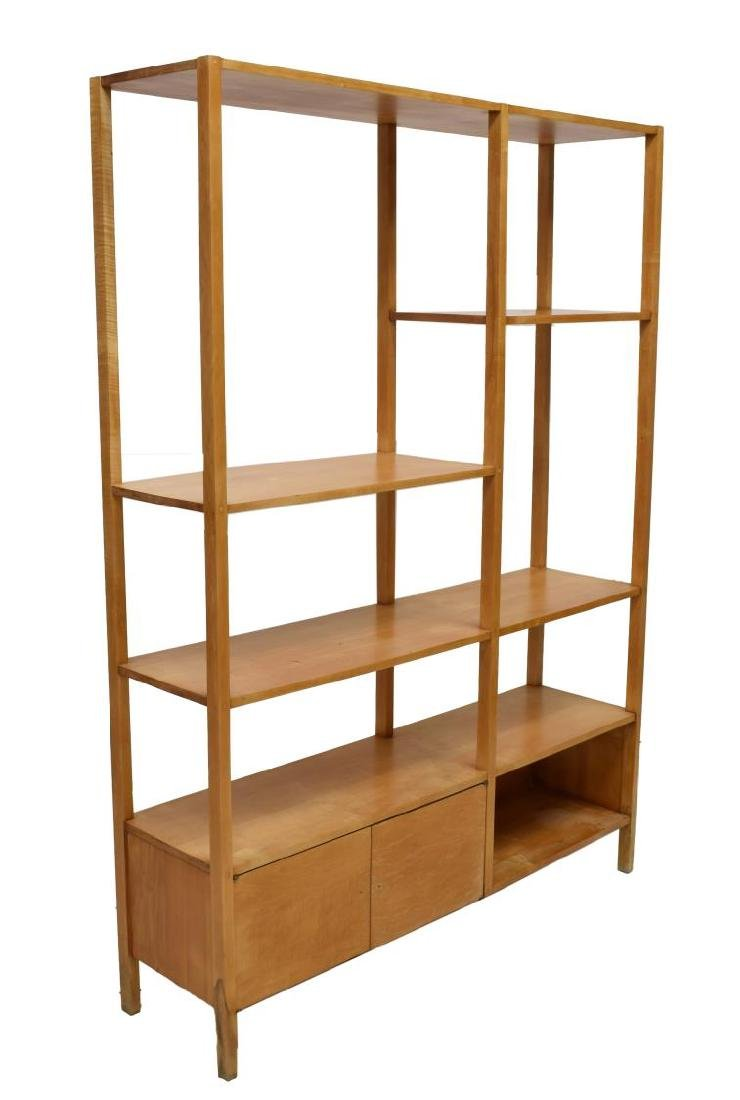 PAUL McCOBB BOOKCASE ROOM DIVIDER