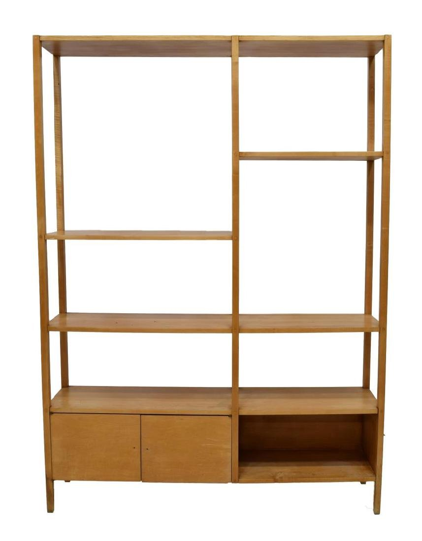 PAUL McCOBB BOOKCASE ROOM DIVIDER - 2