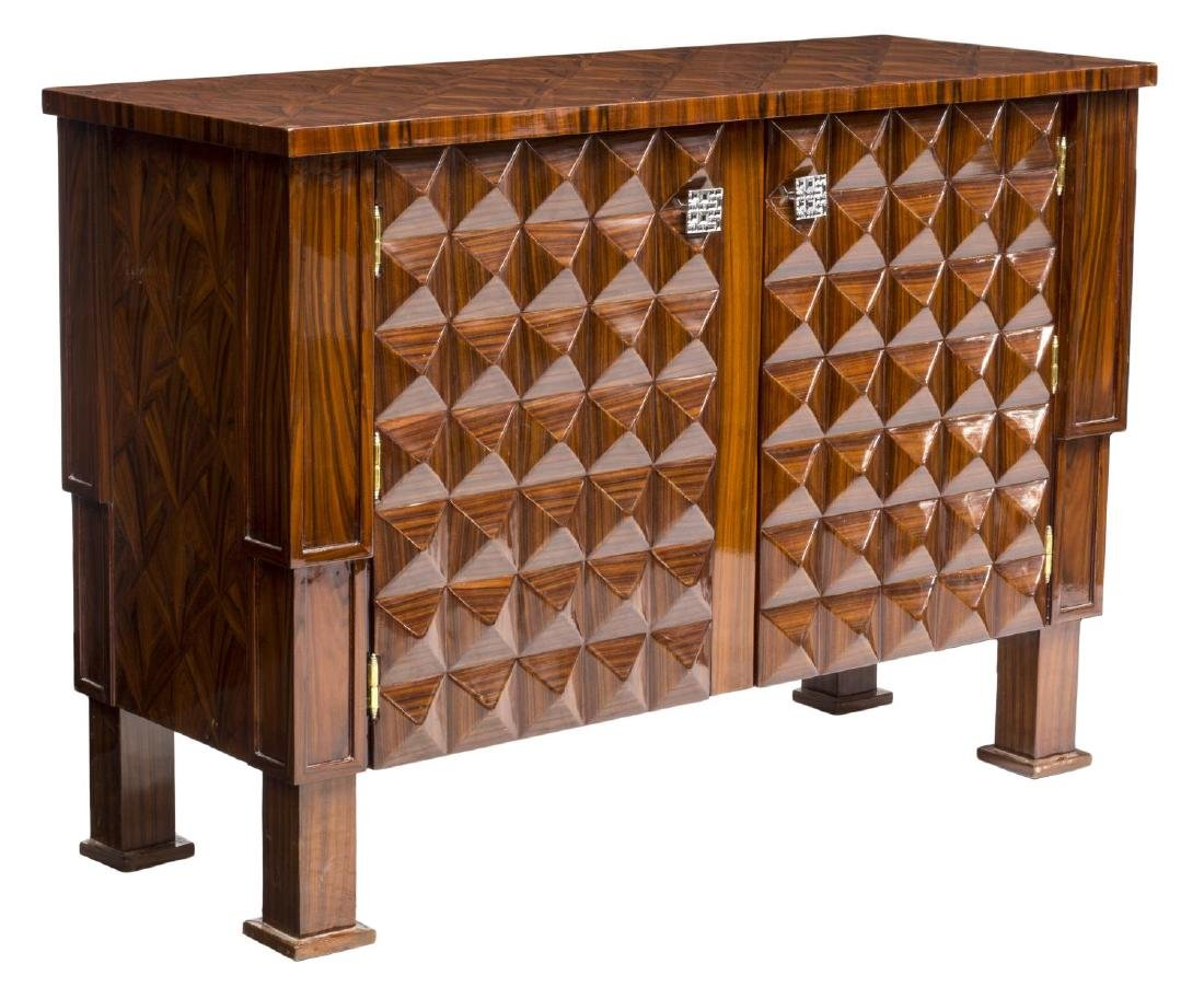 FRENCH ART DECO STYLE SIDEBOARD