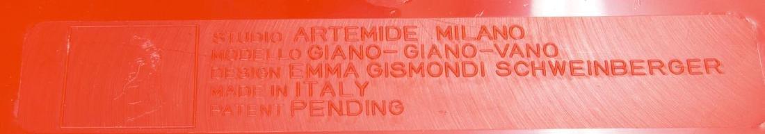 """ITALIAN """"GIANO"""" BEDSIDE CABINET, ARTEMIDE, MILAN - 3"""