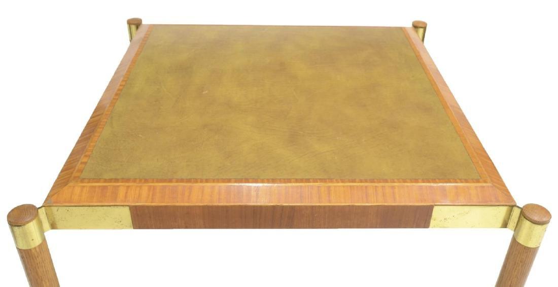 BAKER FURNITURE MODERN BREAKFAST TABLE - 3