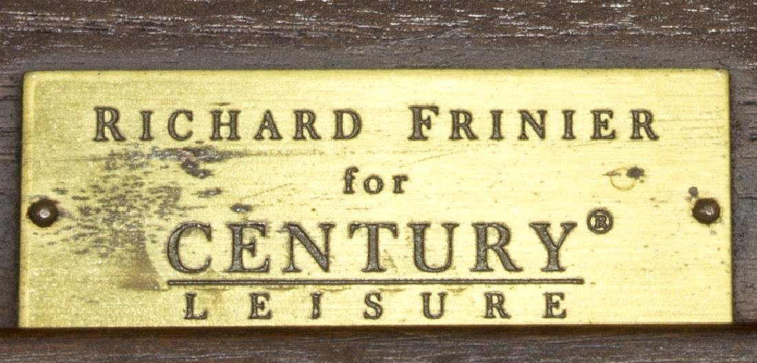 (6) FRINIER CENTURY FURNITURE LOUNGE CHAIRS - 3