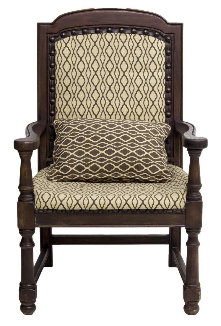 CENTURY FURNITURE DESIGNER CHAIR - 2