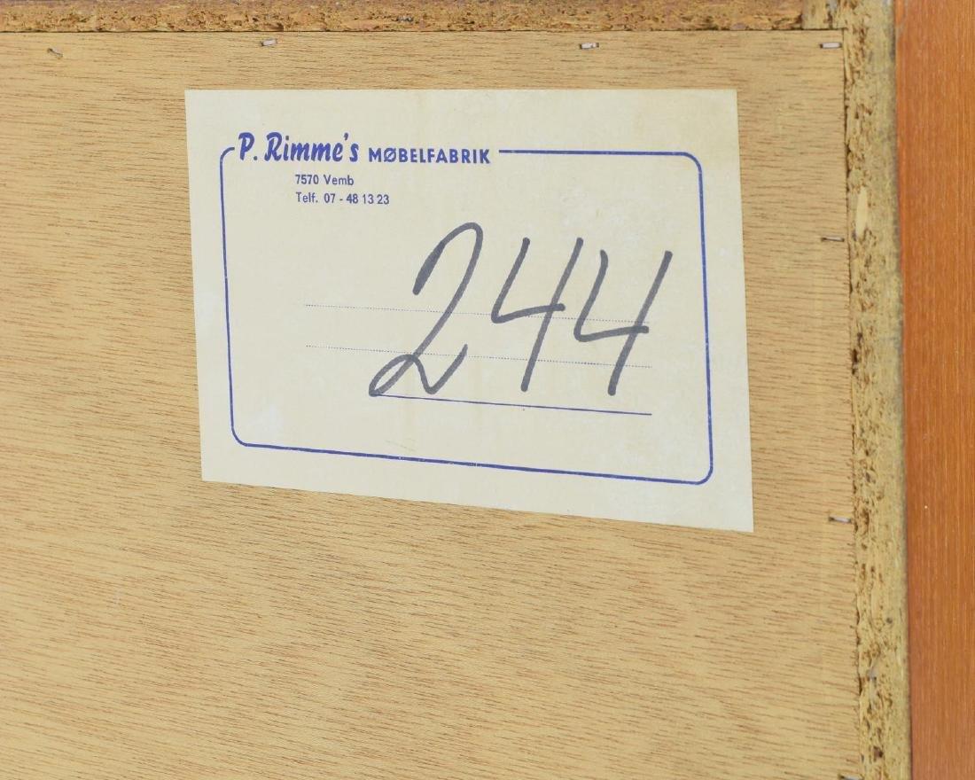 DANISH MID-CENTURY MODERN CORNER CABINET 1960S - 4