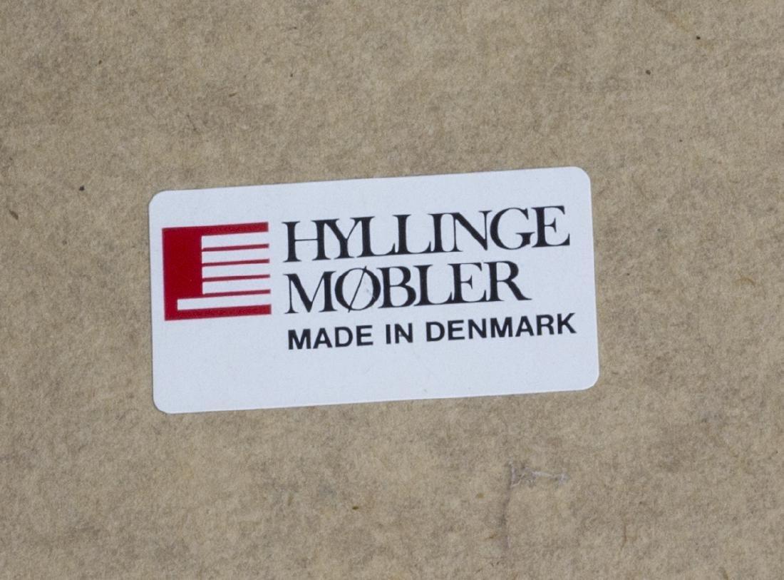 DANISH MODERN TEAKWOOD SERVICE CART - 3