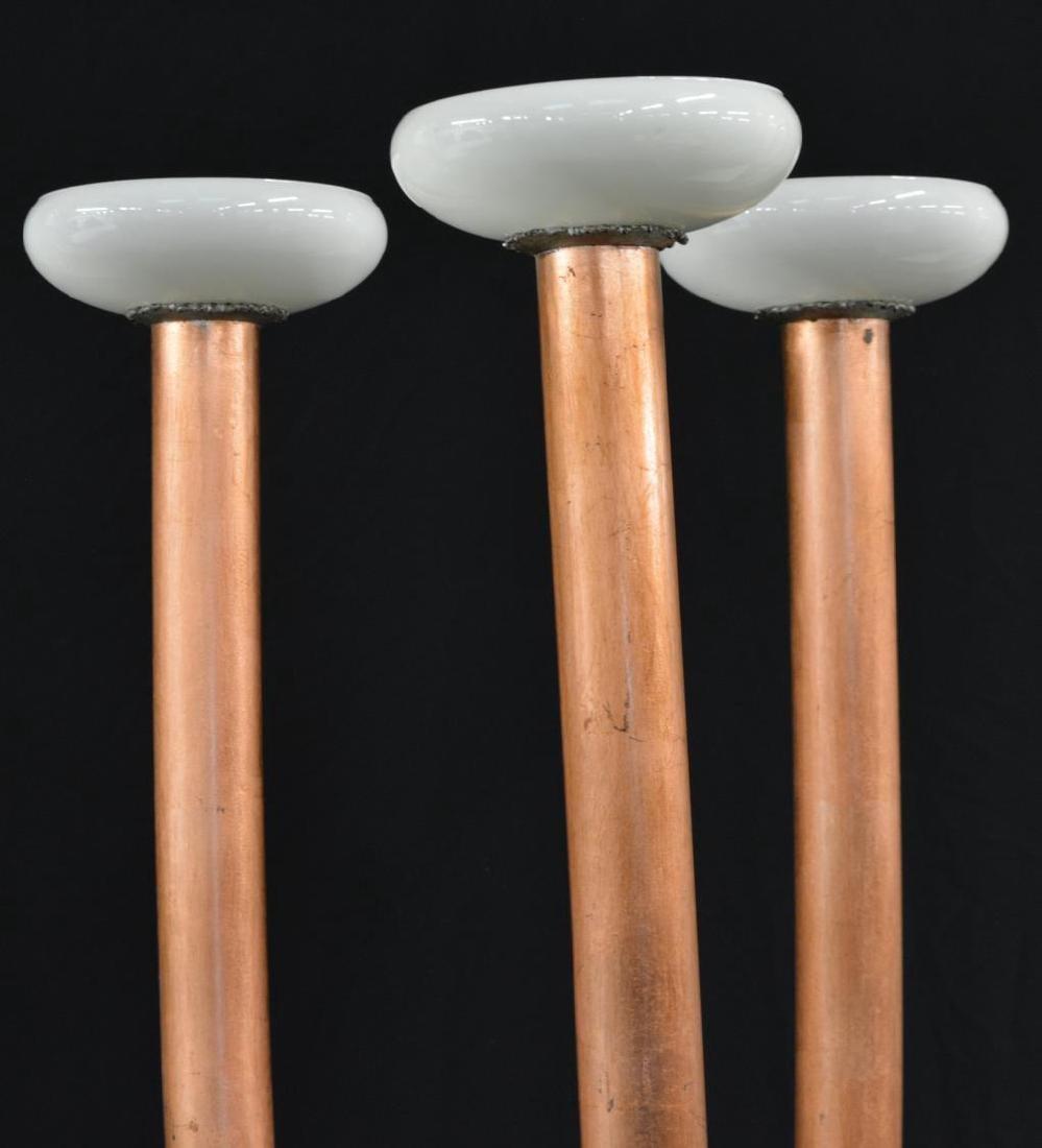 ITALIAN DESIGN THREE ARM FLOOR LAMP, C. 1960 - 2