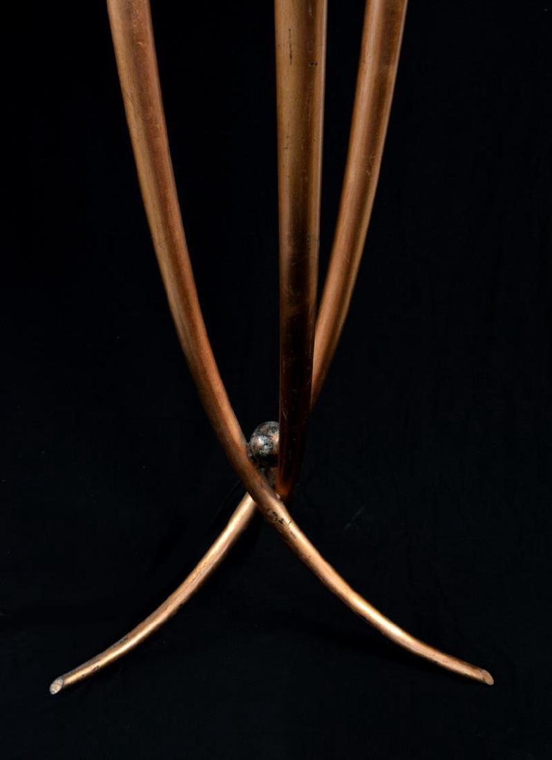 ITALIAN DESIGN THREE ARM FLOOR LAMP, C. 1960 - 3