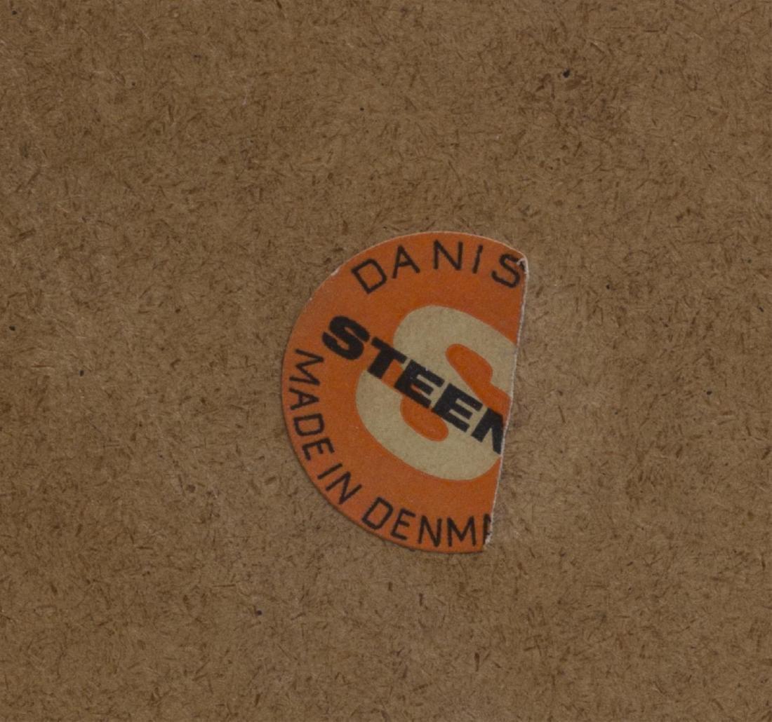 DANISH MID-CENTURY MODERN SIX DRAWER CHEST - 3