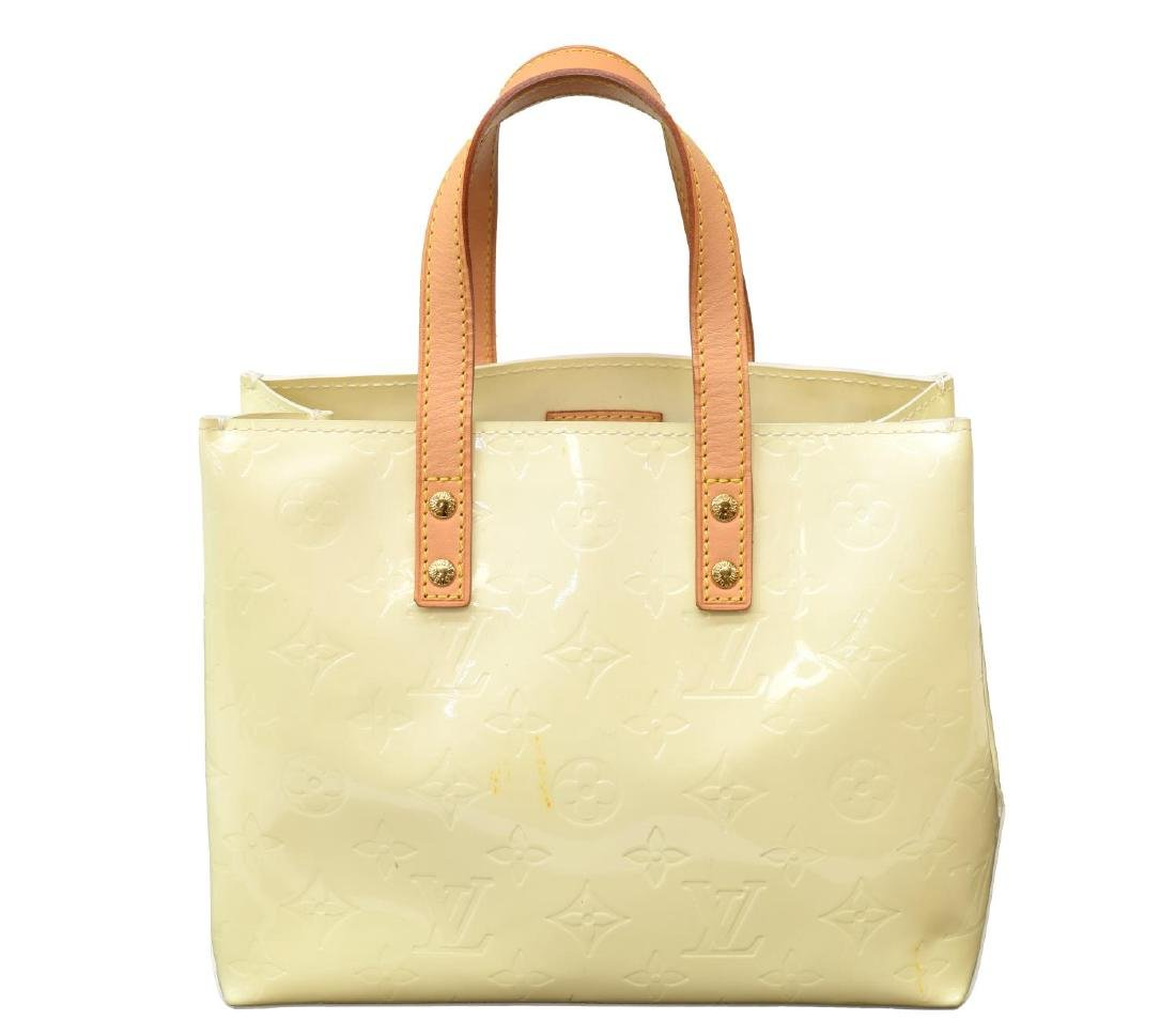LOUIS VUITTON 'READE PM' MONOGRAM VERNIS HANDBAG - 2