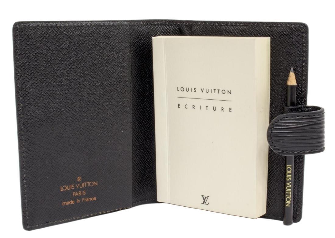 LOUIS VUITTON EPI LEATHER MINI JOURNAL BOOK