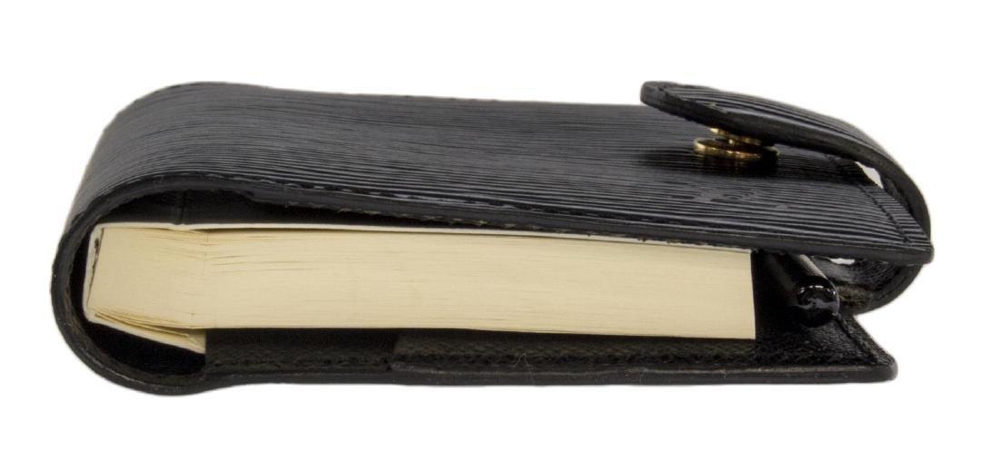 LOUIS VUITTON EPI LEATHER MINI JOURNAL BOOK - 4