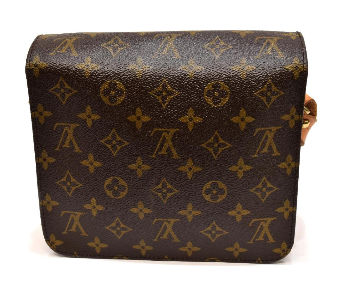 LOUIS VUITTON CARTOUCHIERE MONOGRAM CROSSBODY BAG - 2