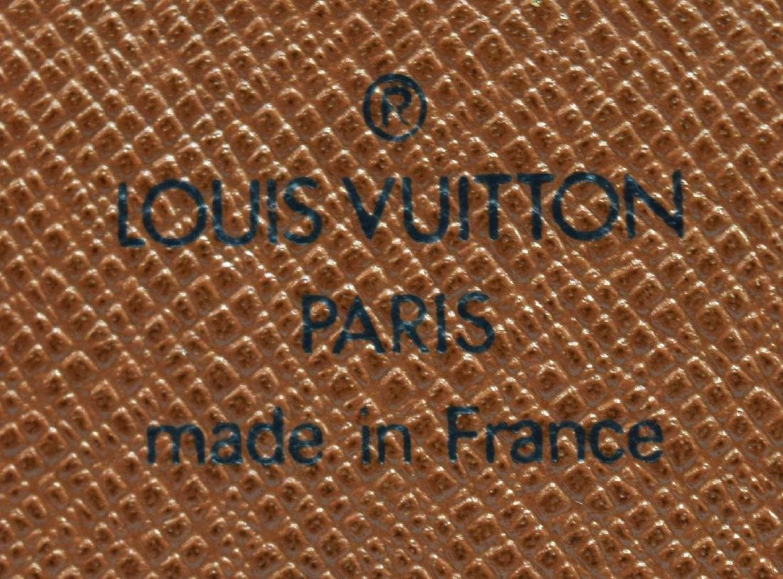 LOUIS VUITTON CARTOUCHIERE MONOGRAM CROSSBODY BAG - 4