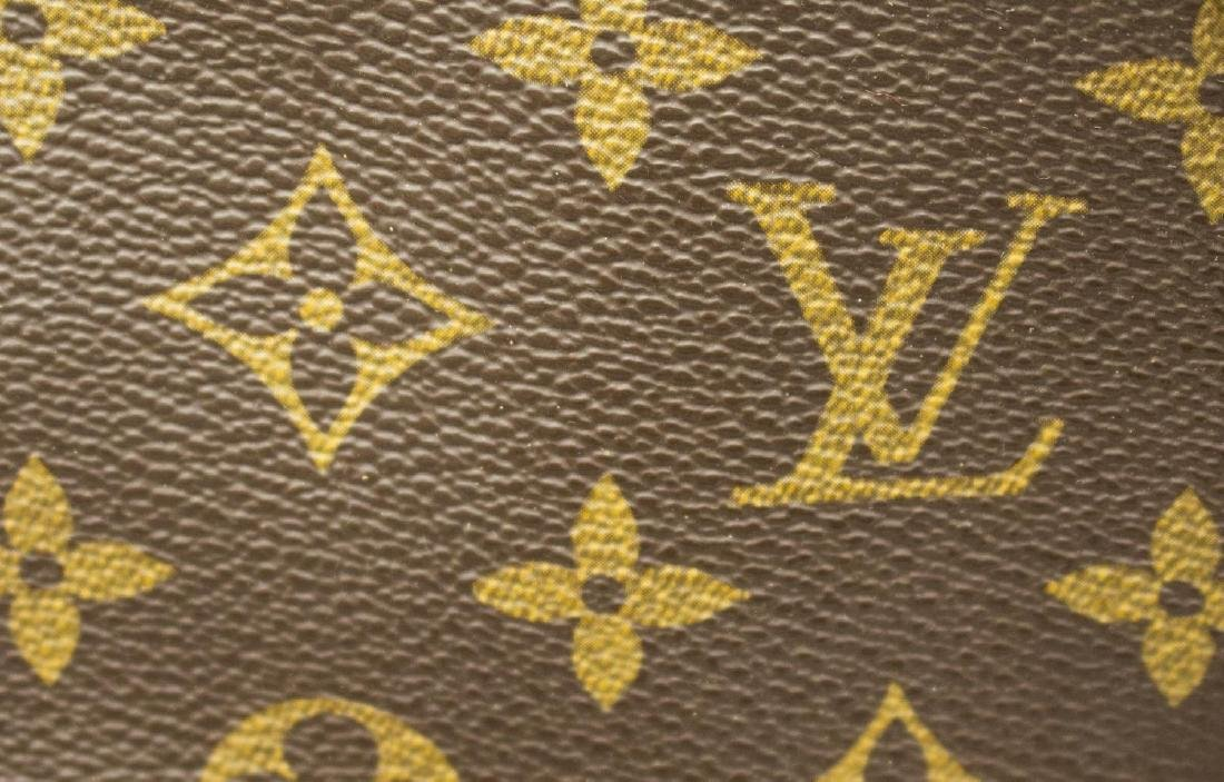 LOUIS VUITTON 'ALMA' MONOGRAM CANVAS HAND BAG - 5