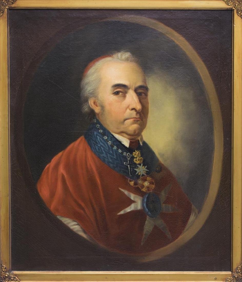 PORTRAIT OF ARCHBISHOP OF MOHILEV, AFTER RUSTEM - 2