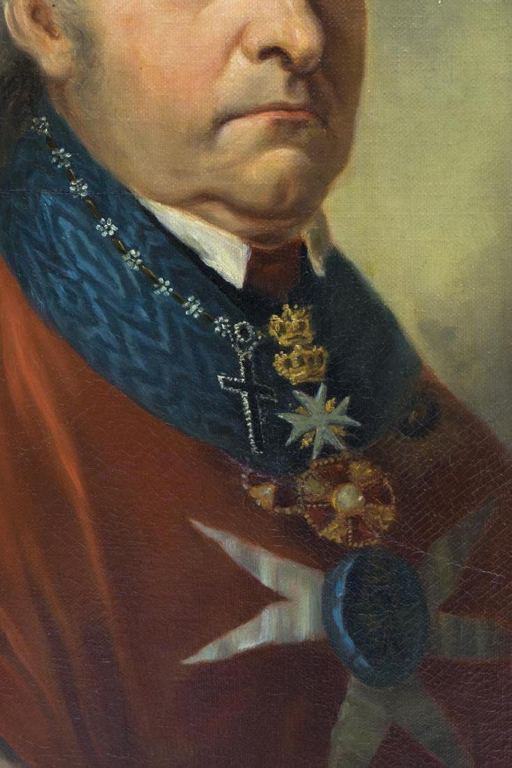 PORTRAIT OF ARCHBISHOP OF MOHILEV, AFTER RUSTEM - 3