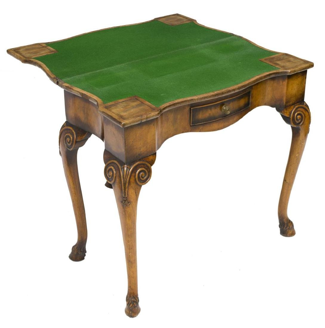 AMERICAN FOLD TOP GAME TABLE - 2