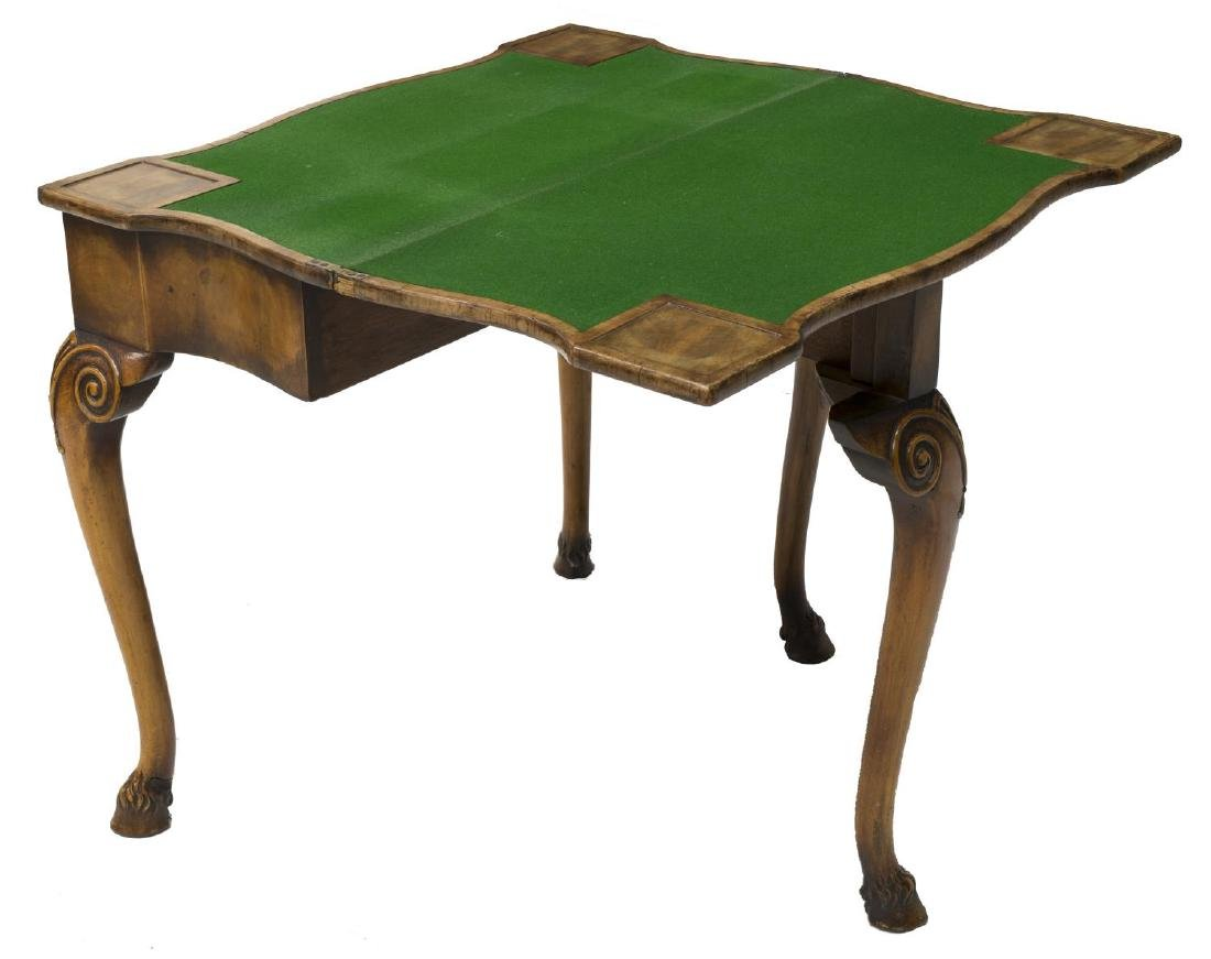 AMERICAN FOLD TOP GAME TABLE - 3