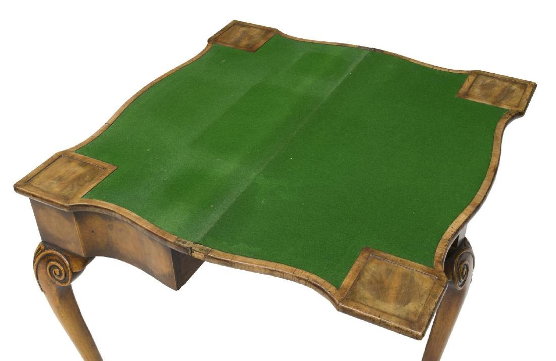 AMERICAN FOLD TOP GAME TABLE - 4
