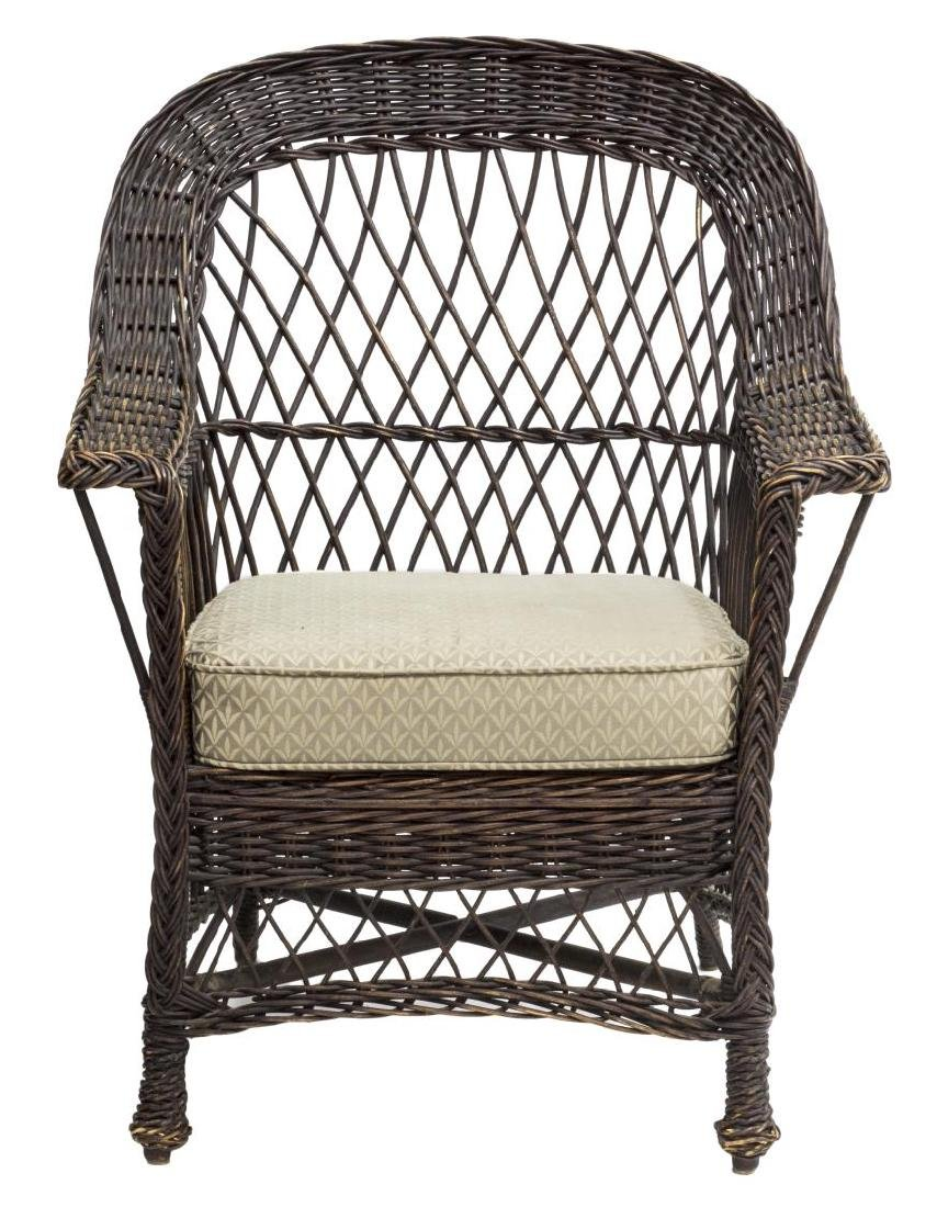 WILLOW FRAMED CHAIR - 2