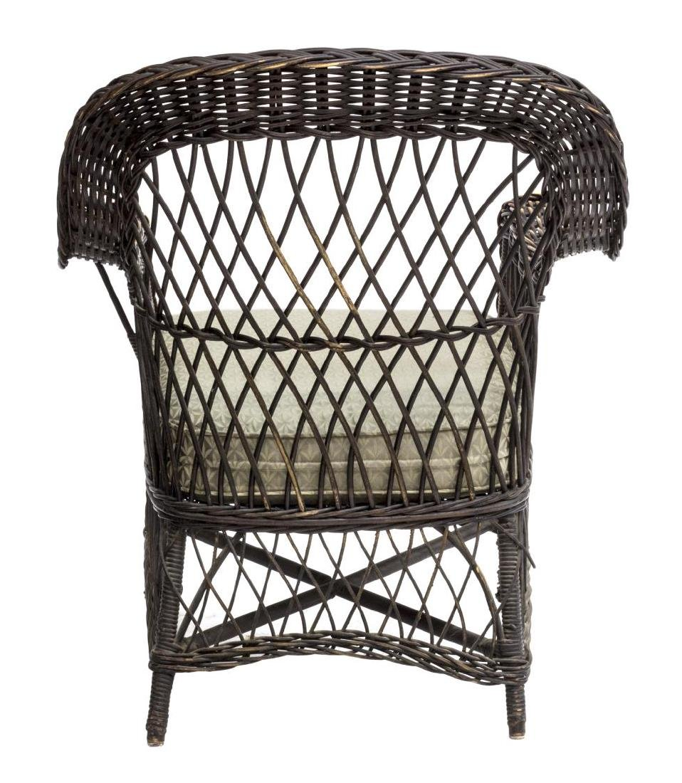 WILLOW FRAMED CHAIR - 3