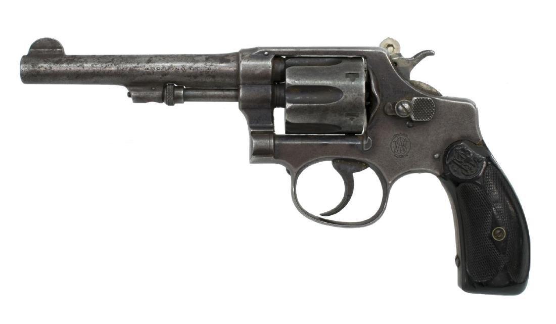 SMITH & WESSON 1903 REVOLVER, .32 CALIBER