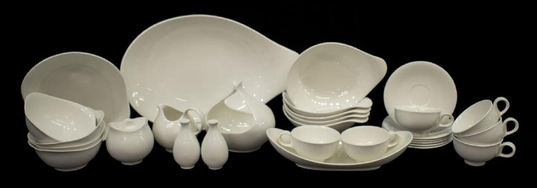 (29)MID-CENTURY EVA ZEISEL HALLCRAFT DINNER SET