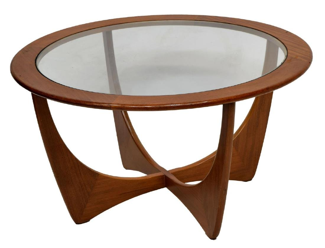 BRITISH MID-CENTURY MODERN G-PLAN COFFEE TABLE