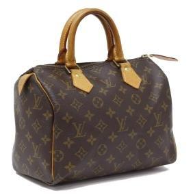 Louis Vuitton 'speedy 25' Monogram Canvas Handbag