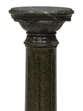 Marble Pedestal Or Plant Stand