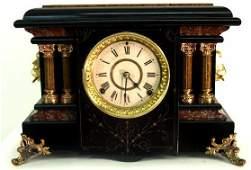 458 ANTIQUE SETH THOMAS MANTLE CLOCK RESTORED