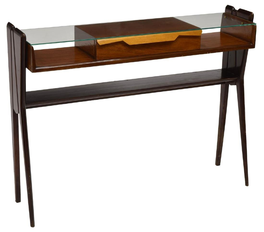 PARISI (ATTRIB.) ITALIAN MID-CENTURY CONSOLE TABLE