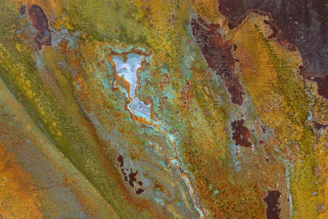 DARYL COLBURN (AUSTIN, 1954-2011) COPPER WALL ART - 3
