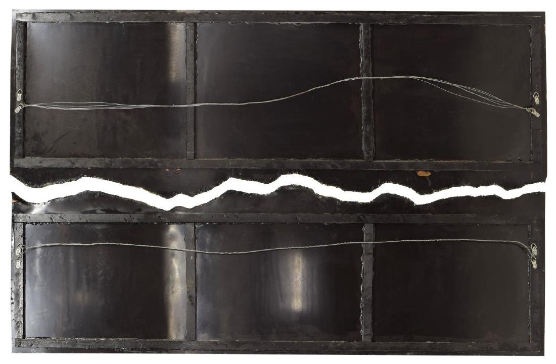 DARYL COLBURN (AUSTIN, 1954-2011) COPPER WALL ART - 5