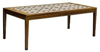 DANISH MODERN ROSEWOOD COFFEE TABLE