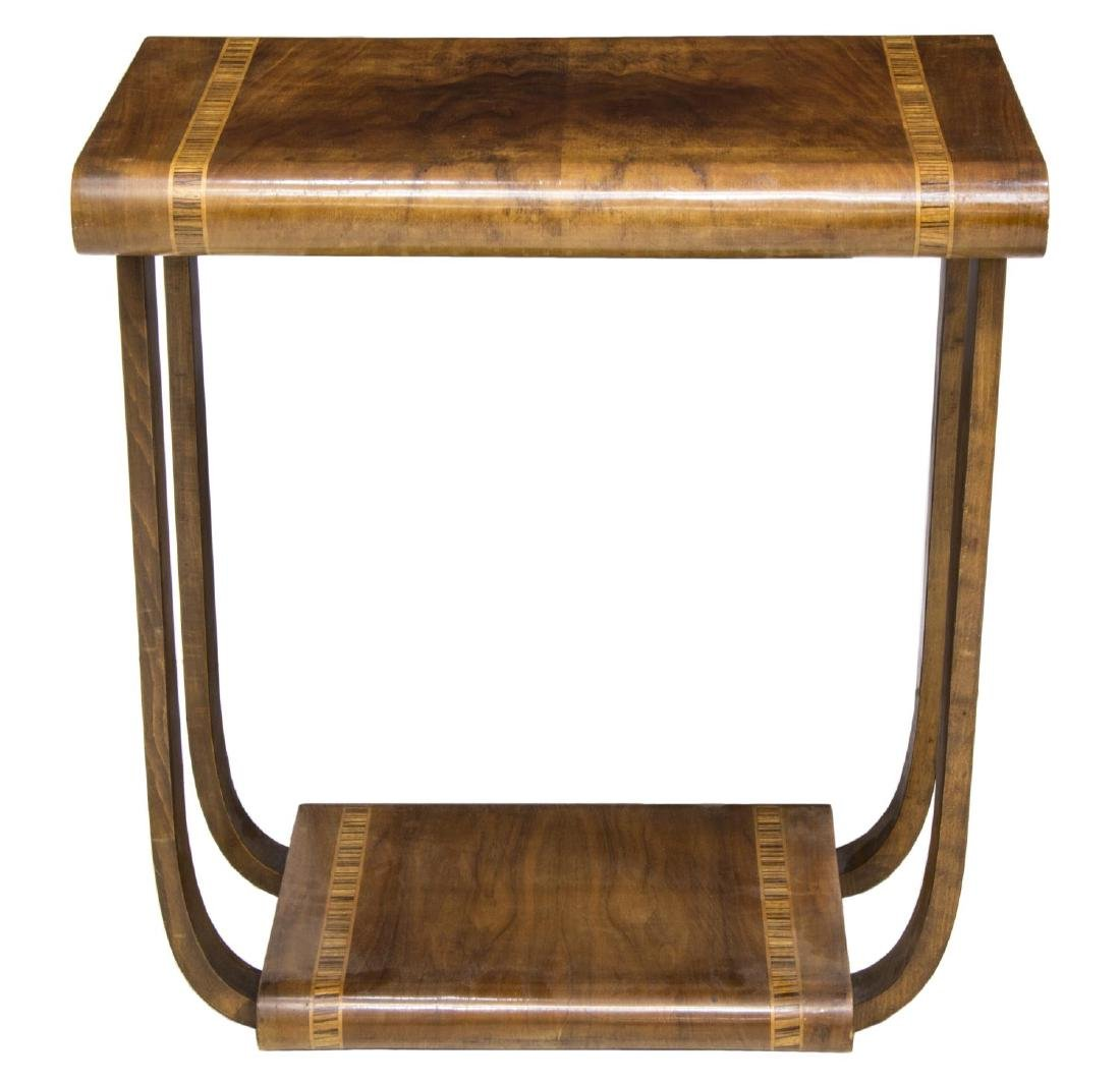 FRENCH ART DECO OCCASIONAL TABLE - 2
