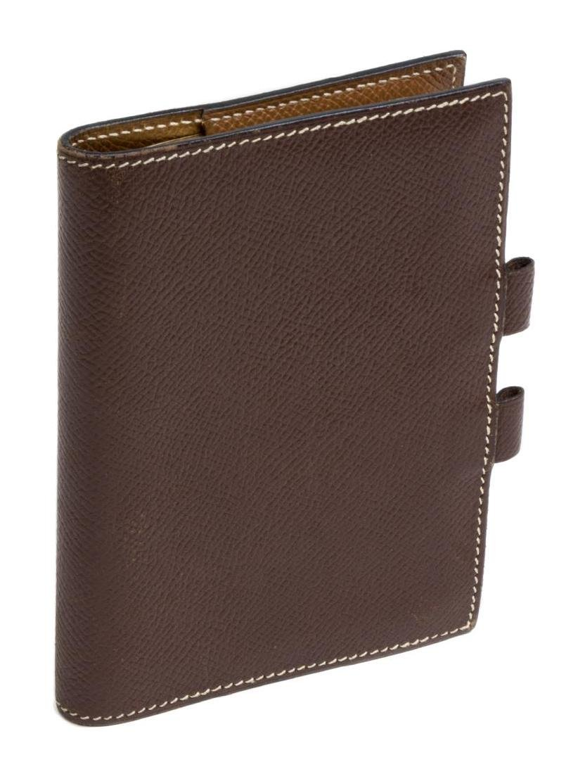 HERMES BOX MINI AGENDA COVER & ADDRESS BOOK